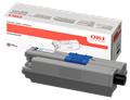 Mực đen OKI black toner cartridge C301/C321